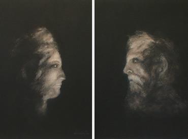 Rainer Wendorf - Amphridite und Poseidon